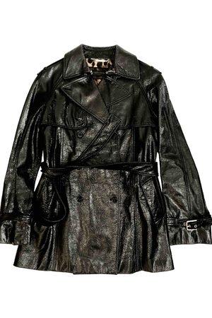 Dolce & Gabbana Leather Coats