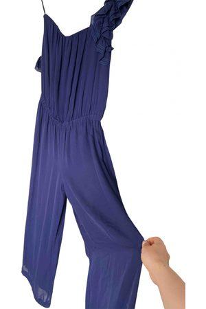 Dsquared2 Silk jumpsuit