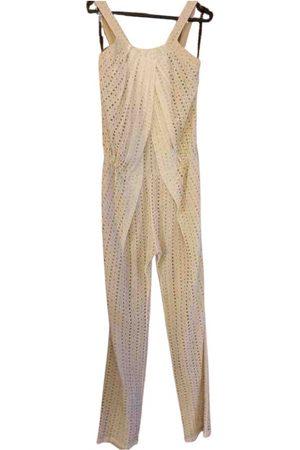 Roberto Cavalli Silk jumpsuit