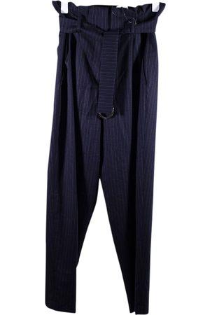 Harmony Women Pants - Wool trousers