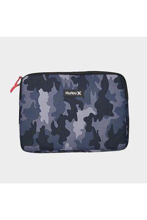 "Nike Hurley Signature 13"" Camo Laptop Case Polyester/Velvet"