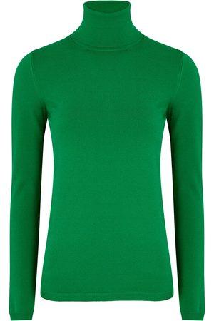 Stella McCartney Roll-neck stretch-knit jumper