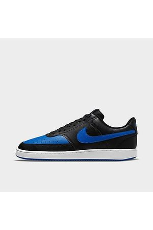 Nike Men's Court Vision Low Casual Shoes in / / Size 7.5 Leather
