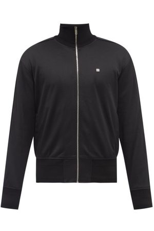 Givenchy Logo-tape Technical-jersey Track Top - Mens