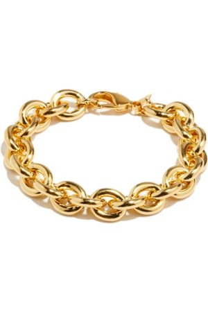 Martha Calvo Bianca 14kt -plated Chain-link Bracelet - Womens