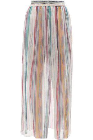 Missoni Striped Knit Maxi Skirt - Womens - Multi Stripe