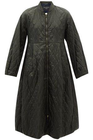 Max Mara Kafir Coat - Womens - Khaki