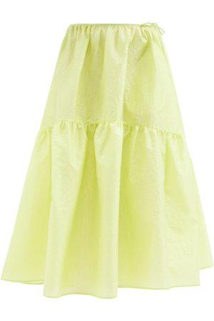 Cecilie Bahnsen Women Skirts - Rosemary High-rise Matelassé Skirt - Womens