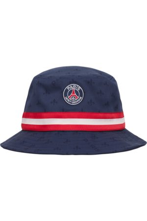 Nike Men Hats - Paris saint-germain bucket hat MIDNIGHT NAVY/ M/L