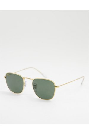 Ray-Ban Unisex frank round sunglasses in 0RB3857