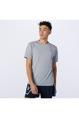 New Balance Men's Impact Run Short Sleeve
