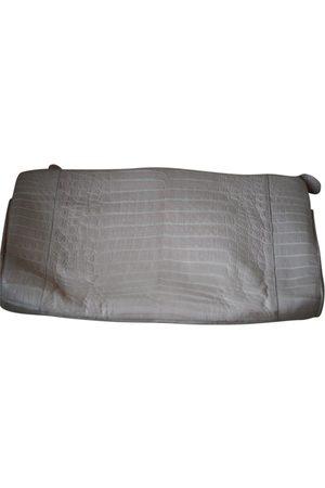 Nancy Gonzalez Leather Clutch Bags