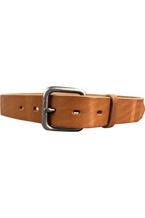 AUTRE MARQUE Men Belts - Ecru Leather Belts