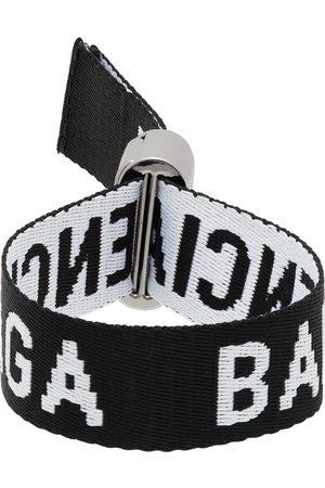 Balenciaga Black & White Party Bracelet