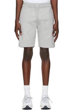 A.P.C. Grey Item Shorts