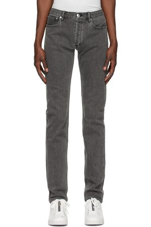 A.P.C. Grey Petit Standard Jeans