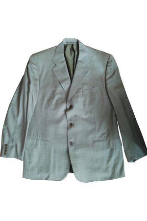 CANTARELLI Khaki Wool Suits