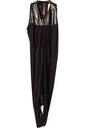 RICK OWENS LILIES Leather Dresses