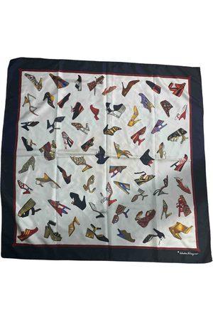 Salvatore Ferragamo Multicolour Silk Scarves