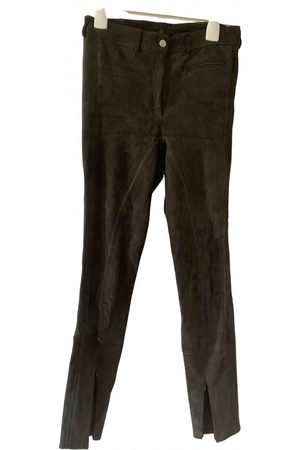 SLY010 Leather trousers