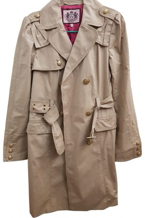 Juicy Couture Cotton Trench Coats