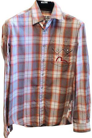 Evisu Multicolour Cotton Shirts