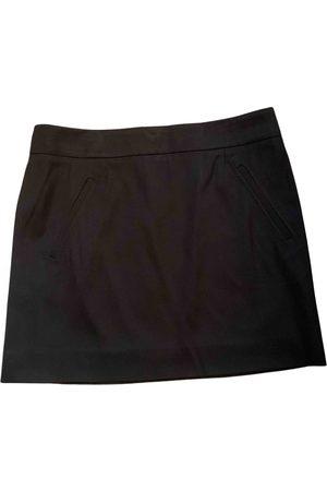 Celine Wool mini skirt