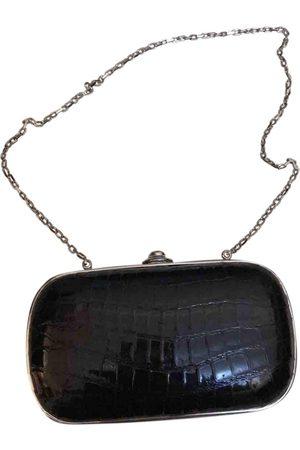 Judith Leiber Crocodile Clutch Bags