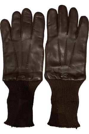 Cerruti 1881 Leather Gloves