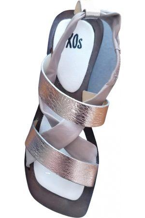 Ixos Leather sandals