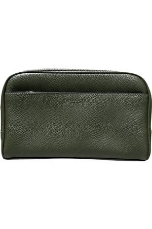 Coach Leather Clutch Bags