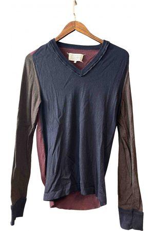 Maison Martin Margiela Men Sweatshirts - Multicolour Cotton Knitwear & Sweatshirt