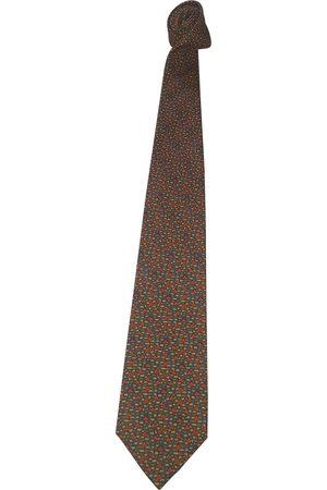 Salvatore Ferragamo Multicolour Silk Ties