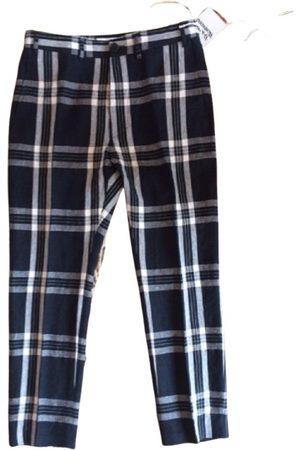 Vivienne Westwood Linen straight pants