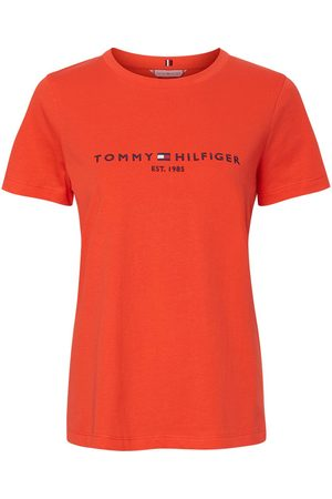 Tommy Hilfiger Essential Regular Short Sleeve T-shirt L Daring Scarlet