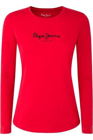 Pepe Jeans New Virginia Long Sleeve T-shirt L Winter