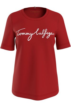 Tommy Hilfiger Graphic Short Sleeve T-shirt L Primary