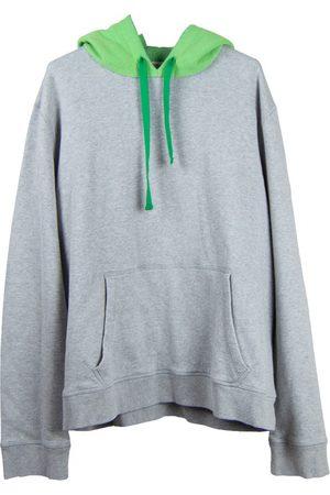 VALENTINO GARAVANI Grey Cotton Knitwear & Sweatshirts