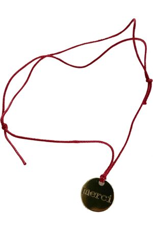 ..,MERCI Metal Bracelet
