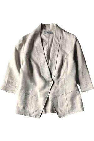Ixos Women Gilets - Linen short vest