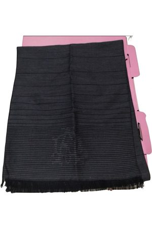 Baume et Mercier Wool scarf & pocket square