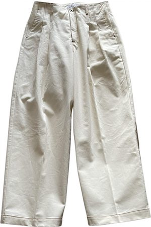 Loewe Cotton Trousers