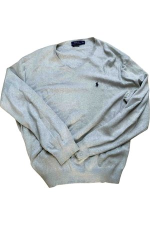 Polo Ralph Lauren Grey Cotton Knitwear & Sweatshirt