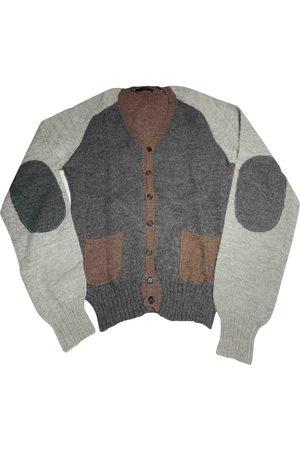 Dsquared2 Anthracite Wool Knitwear & Sweatshirts