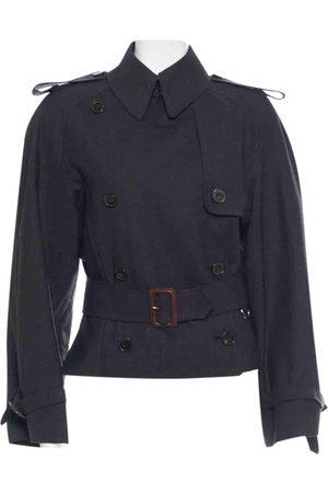 Hermès Wool trench coat