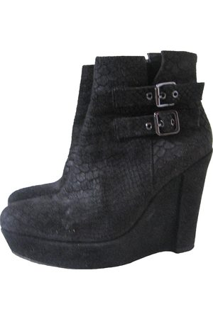 The Kooples Women Ankle Boots - Leather ankle boots