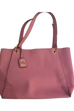 Ralph Lauren Leather Clutch Bags