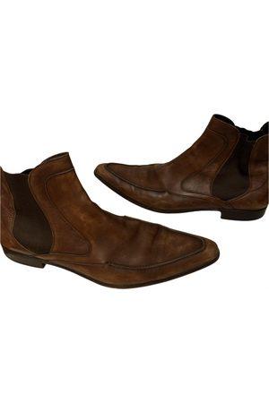 Dolce & Gabbana Suede Boots