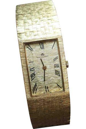 CARL F. BUCHERER Yellow Watches