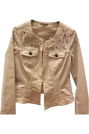 Kocca Women Denim Jackets - Ecru Denim - Jeans Jackets